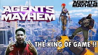 WOW !! LIKE A GTA 5 AND SAINT ROW 4 !! - Agents of Mayhem PC Gameplay (Indonesia)