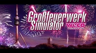 Let's Test Weco Großfeuerwerk-Simulator - Happy New Year 2015