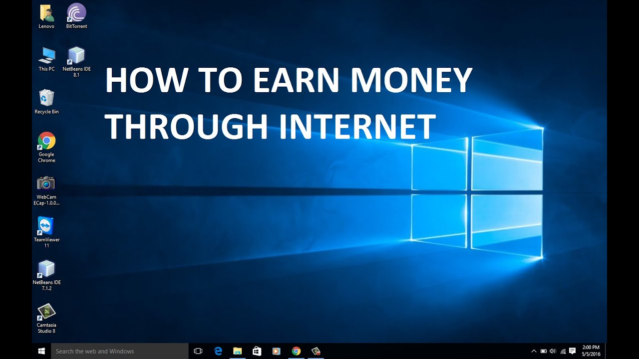 Image result for earn Through Internet