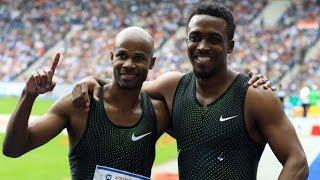 Men's 100m at ISTAF Berlin 2018