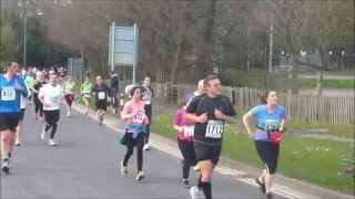 Hastings Half Marathon 2014
