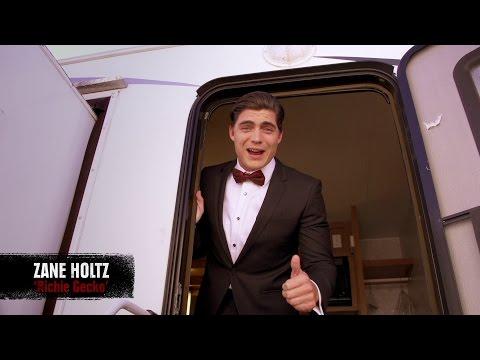 AskDusk: Zane Holtz  From Dusk Till Dawn: The Series