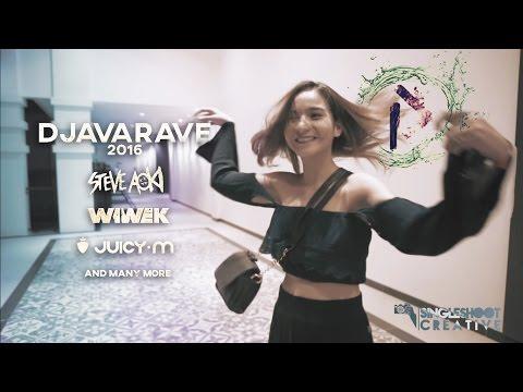 DJAVA RAVE BANDUNG MUSIC FESTIVAL 2016 (aftermovie)