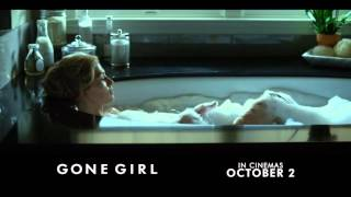 Gone Girl Trailer - In Cinemas October 2