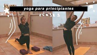 ✨YOGA PARA PRINCIPIANTES✨  tu primera clase de yoga