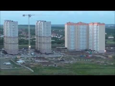 Руфинг на ЖКСуворовский (Ростов-на-Дону)