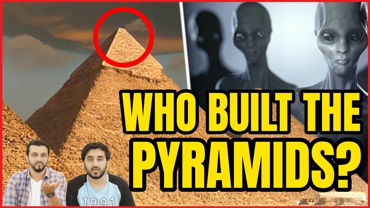 SHOCKING FACTS OF EGYPTIAN PYRAMIDS! (Hindi Urdu) | TBV Knowledge & Truth