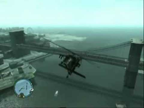 New York City: Most Famous Places (GTA IV)