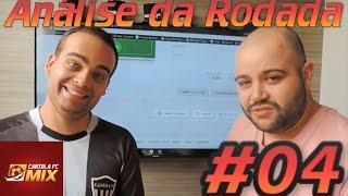 Análise da 4ª Rodada - Dicas CartolaFC 2016