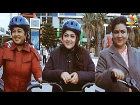 Radhika, Kushboo, Urvashi, Suhasini in ONE film | Shooting Spot Tamil Cinema News