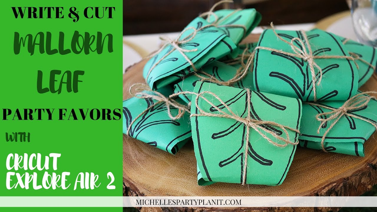 How to Write and Cut With Cricut Explore Air 2 - Crafts for Beginners