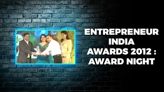 Entrepreneur Awards 2012