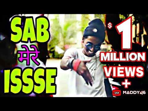 SAB मेरे ISSSE | EMIWAY, DIVINE AND NAZEY | RAP SONG BY MC STAN || MADDY 46||