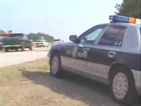 Tribute to North Carolina State Highway Patrol