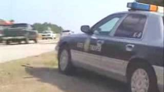 Tribute to North Carolina State Highway Patrol