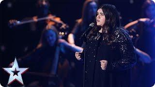 Can Emma Jones sing her way to success?   Semi-Final 5   Britain's Got Talent 2015