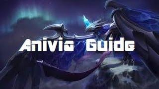 Champion Guide: Anivia