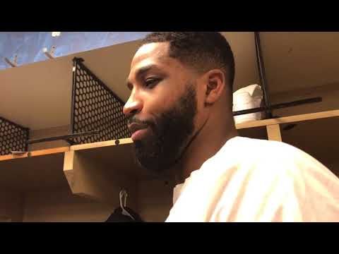 Tristan Thompson on being subjected of trade rumors, returning to old form