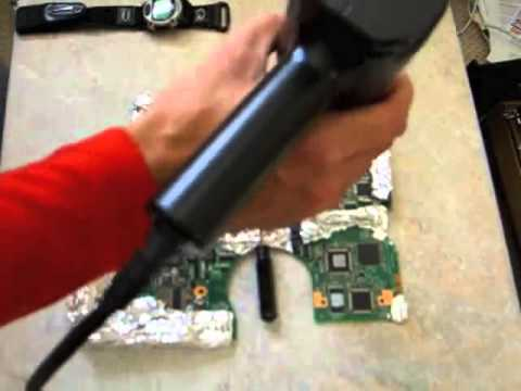 how to change video card on laptop