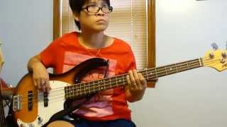 Girl You Are My Love - Tokyo Square : bass cover