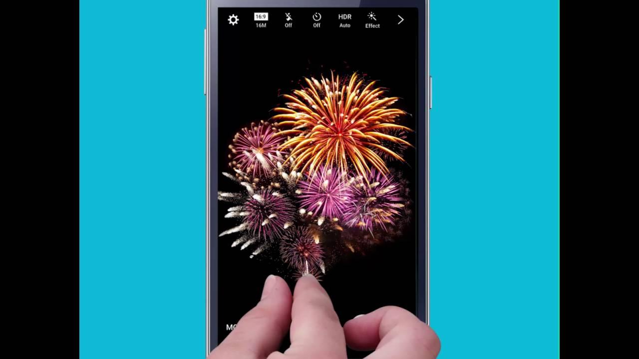 Tech tricks: fireworks photos