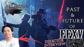 The future of Final Fantasy XV (Interview): Tabata talks game A.I. souls, FFXV GO & Season 2 DLC