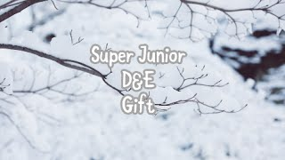 SUPER JUNIOR-D&E - GIFT