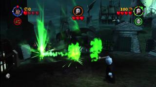 Lego Harry Potter Years 1-4 Platinum Trophy!