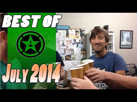 Best of.... Achievement Hunter July 2014