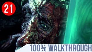 Bloodborne: The Old Hunters — Ultimate Walkthrough #21. Ludwig, the Accursed/Holy Blade [PS4 Pro]