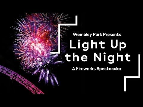 Bonfire Night 2018 Near Me - Free Fireworks Display at Wembley Park Sunday 4th November