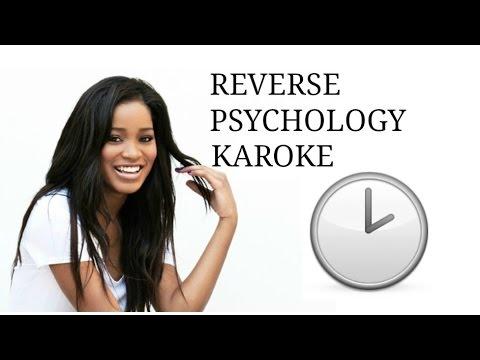 Keke Palmer Reverse Psychology Karoke