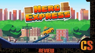 HERO EXPRESS - REVIEW (Video Game Video Review)