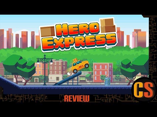 HERO EXPRESS - REVIEW