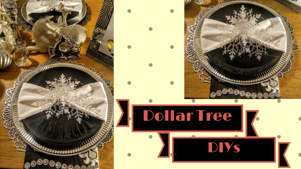 Never Seen! DIY Dollar Tree Glamorous💖 Winter Wonderland ...