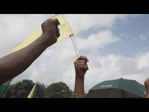 French Guiana: Social unrest and feelings of abandonment