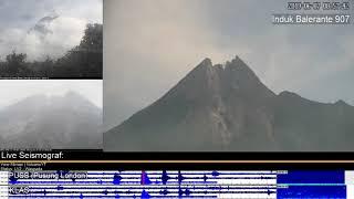 7/6/2019 - Mt Merapi TimeLapse