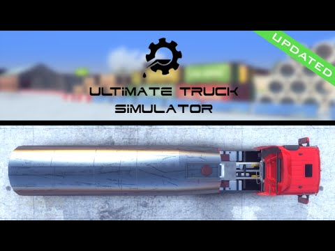 Ultimate Truck Simulator игра на Андроид