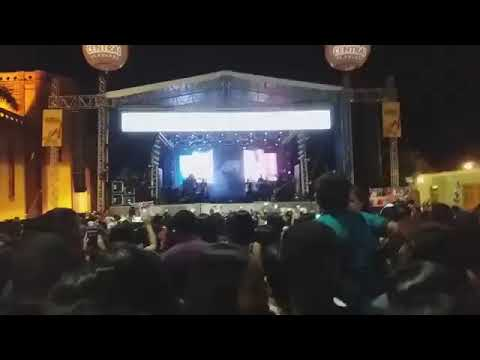 Márcia Felipe na festa de nossa senhora da saúde de tacaratu 2019