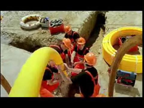Fırat Plastik, Altyapı Boruları Manşon Reklam Filmi