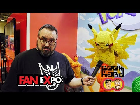 Geek Hard @ Fan Expo Canada 2017: Part 2 w/ Jason Mewes and MORE!