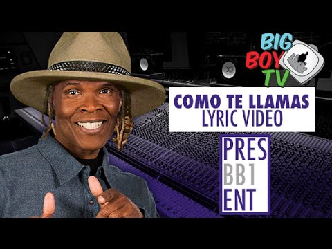 "Download Present - ""Como Te Llamas"" (Lyric Video) [Future Parody]   BigBoyTV"