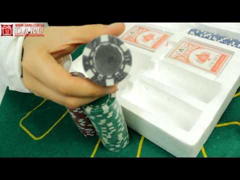 Набор для игры в покер 300 фишек (Видео обзор) podarki-odessa.comиз YouTube · С высокой четкостью · Длительность: 1 мин31 с  · Просмотров: 185 · отправлено: 11/9/2015 · кем отправлено: Магазин Подарков