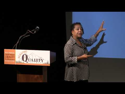 Trimming Down your QA Effort While Maintaining Quality - Clyneice Chaney, Mitre