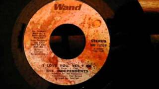 Independents - I Love You, Yes I Do - Big Modern Soul Production