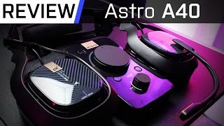 Astro A40 + Mixamp HONEST REVIEW