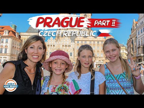 Prague Travel Guide - Fairytale Capital of the Czech Republic | 90+ Countries With 3 Kids