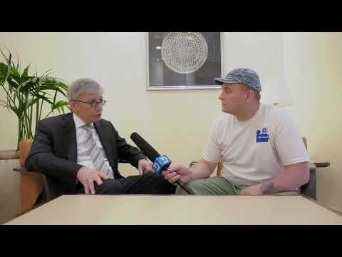 Интервью с президентом  Ukrainian World Congress.