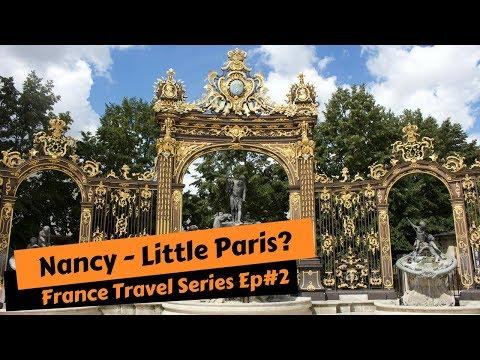 Nancy, France | Is this little Paris? | France Trip Ep #2