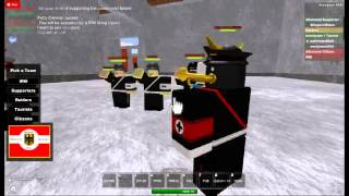 ROBLOX Execution of a communist